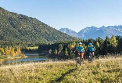 Tirolo, oltre confine spettacolari offerte per i bikers