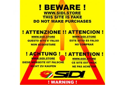 Attenzione al falso sito Sidi