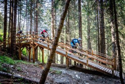 San Martino Bike Arena: un paradiso per bikers tra le Dolomiti