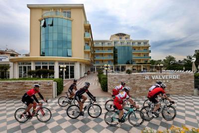 A Cesenatico un soggiorno super per gli amanti della bici