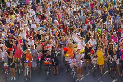 A Milano arriva Fancy Women Bike Ride