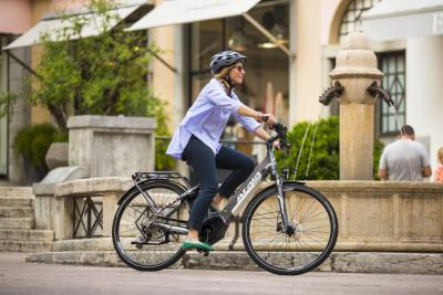 Le nuove e-bike Atala powered by Bosch in prova per Milano Ride