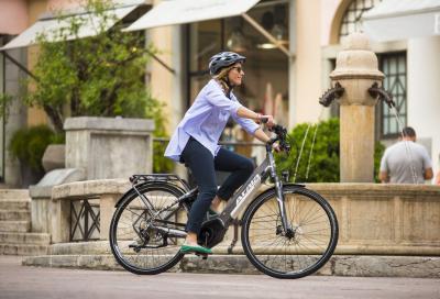 Le nuove e-bike Atala powered by Bosch in prova per Milano Ride