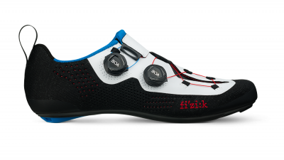 Fizik lancia una nuova serie di bike shoes dedicate al triathlon