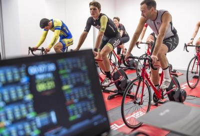 TRI60 sdogana a Milano le gare di triathlon indoor