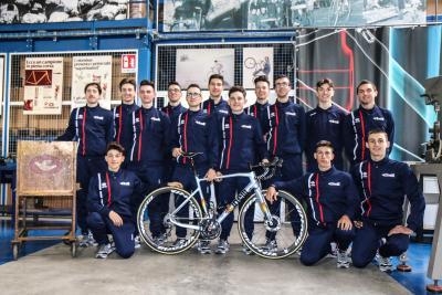 Cinelli ritorna alle origini con il nuovo team Under 23