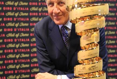 Vittorio Adorni nella Hall of Fame