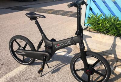 Gocycle GX: minimo ingombro, massima affidabilità