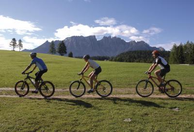Montagna e bici, connubio perfetto