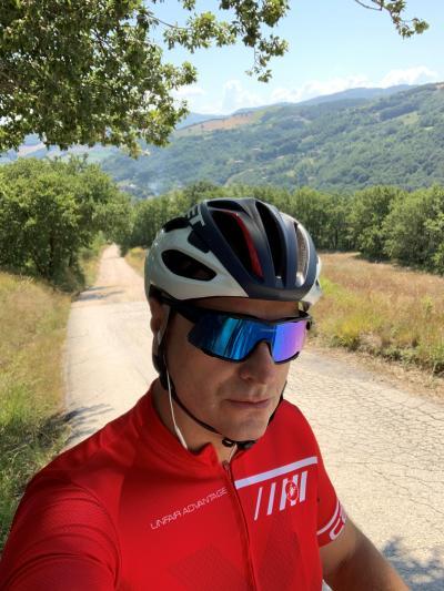 Dario Rossi, il ciclismo visto attraverso un paio di occhiali