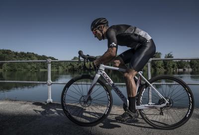 Colnago eGRV, la bici che non ti aspetti
