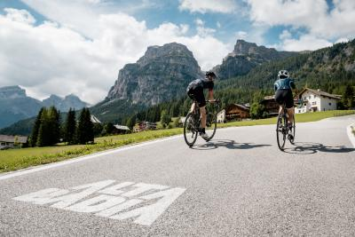 Nuova partnership fra Castelli e l'Alta Badia