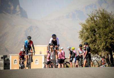 Haute Route Oman: sfida emozionante