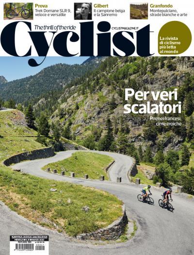 Non perdetevi Cyclist di marzo
