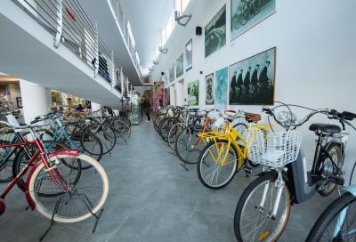 Il Museo del Ghisallo apre alle visite virtuali