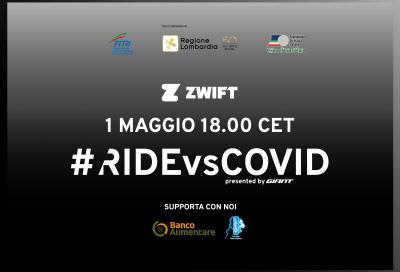 Il 1° maggio è #RIDEvsCOVID