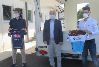 Aperisocial raccoglie mille euro per la Protezione Civile di Conegliano
