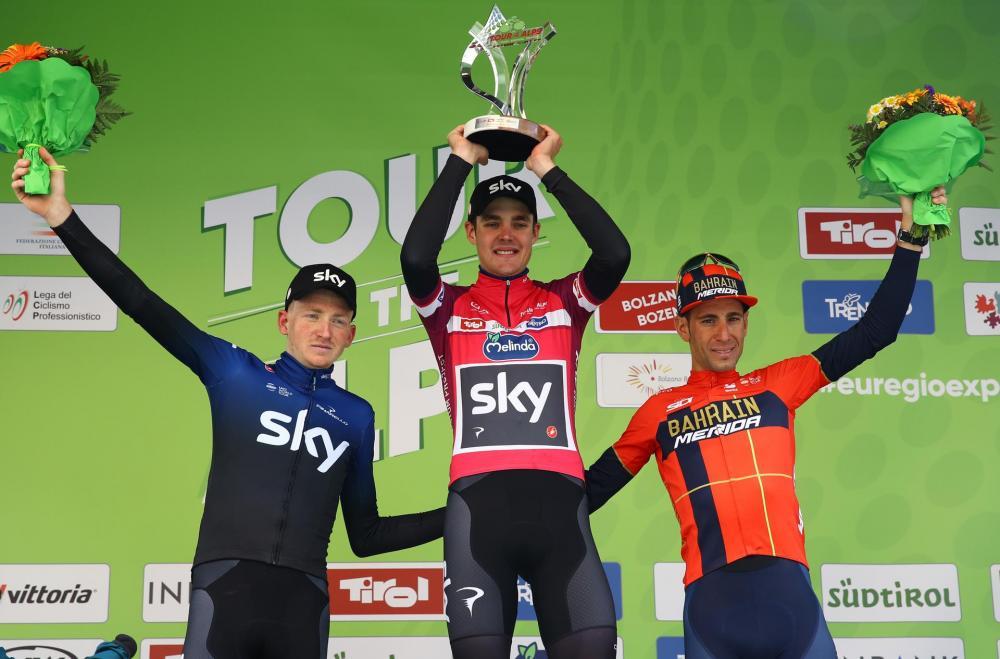 Tour of the Alps calendario 2021   Ciclismo