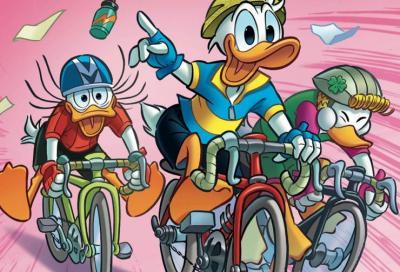 Un Giro d'Italia inedito
