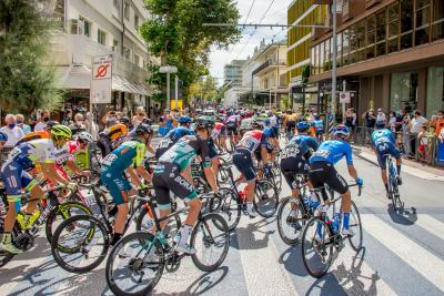 Con la Coppi e Bartali in 2 tappe, Riccione riparte dal ciclismo
