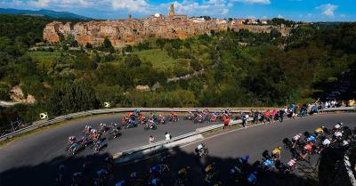 Al via la Tirreno Adriatico, il ciclismo riparte con una parata di stelle