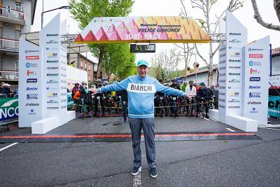 Anche la Granfondo Felice Gimondi-Bianchi slitta al 2022
