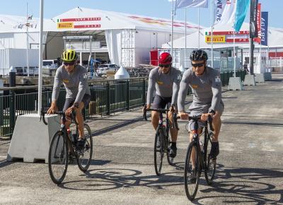 Luna Rossa e le biciclette Titici all'asta per combattere l'inquinamento dei mari