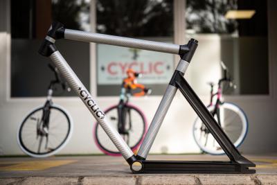 Cyclic ha creato la prima bici modulare, davvero su misura