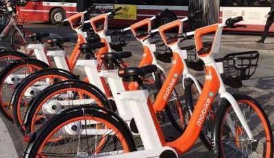Bologna, cresce il servizio di bike sharing