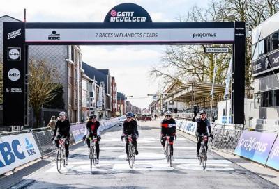 In Belgio si apre la stagione delle classiche del ciclismo di primavera