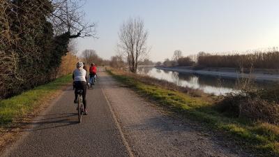 Da Bolzano a Bologna si pedala sulla nuova Ciclovia del Sole