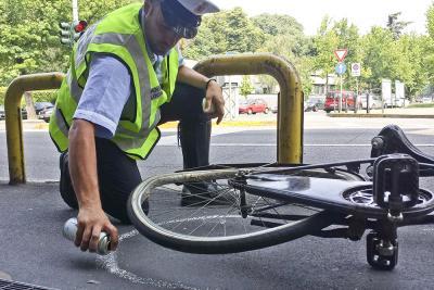 La pandemia non riduce gli incidenti: un ciclista morto ogni due giorni