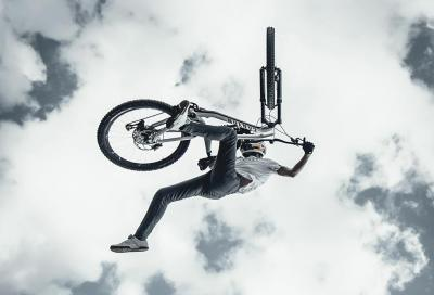 Torque CF: la prima bici Canyon firmata Fabio Wibmer