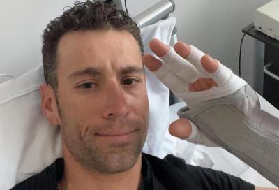 Operato Nibali, ora si punta al recupero in tempo per il Giro d'Italia