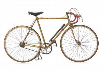 All'asta la bici Legnano che Gino Bartali usò nel Giro d'Italia del 1947