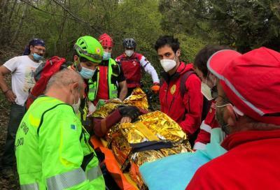 Incidenti in mountain bike: i dati del soccorso alpino e il caso di Torino