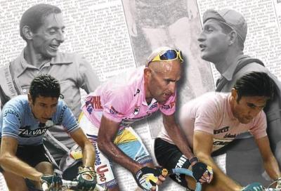 Le storie segrete del ciclismo raccontate da Beppe Conti