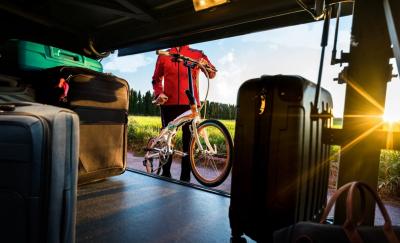 L'Italia in bus... con la bicicletta al seguito