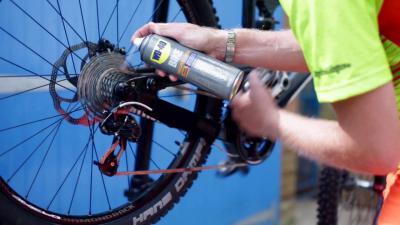 Lavare la bicicletta in 5 mosse