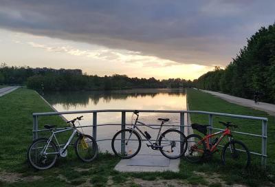 """Tre amiche e la loro """"Bike Therapy"""""""