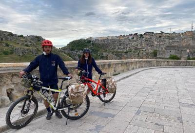 Da Bari a Matera con due bici da 50 euro