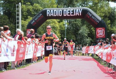 Deejay TRI, l'Idroscalo di Milano torna ai grandi eventi con la festa del triathlon