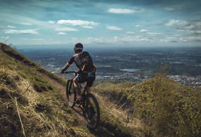 """In mountain bike sul Lago di Como con """"Hertavernello"""""""