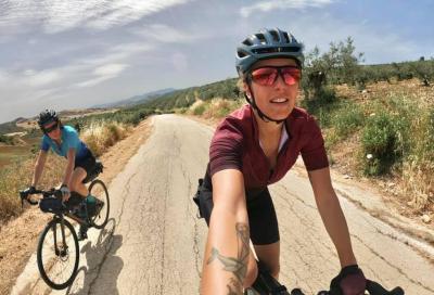 Andalucia by bike: due grandi cicloturiste si rimettono in viaggio dopo la pandemia