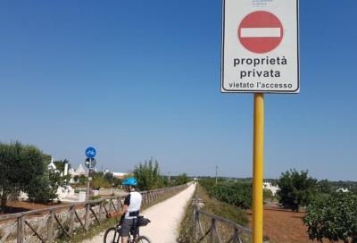 Dalla Campania a Santa Maria di Leuca in bicicletta. Il sogno diventa realtà