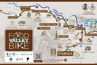 Bici e gastronomia: nasce la ciclabile della Food Valley