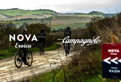 Con Canyon vinci la Nova Eroica in Toscana