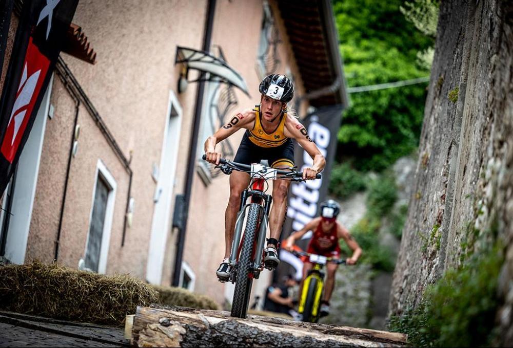 Due italiane sul podio della prima tappa di XTerra