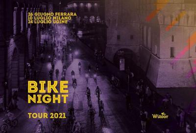 Tornano le Bike Night: pedalare 100 km di notte è alla portata di tutti