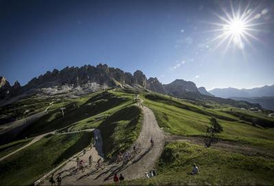 Al via la BMW HERO Südtirol Dolomites, gara per veri eroi della mtb